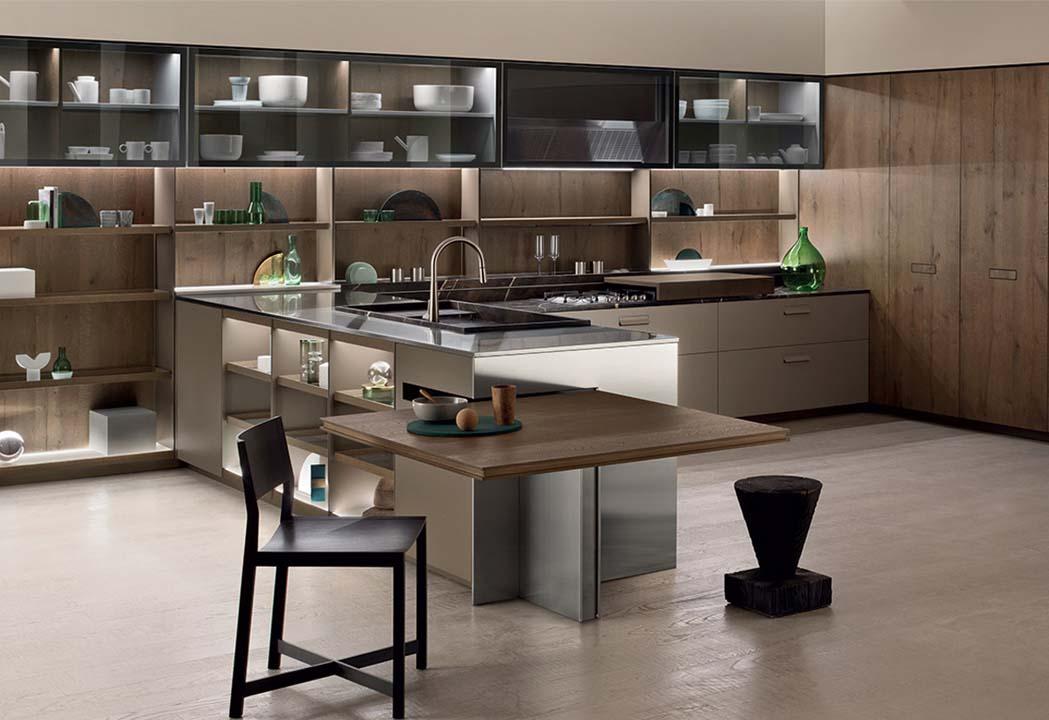 Soul Collection By Ernestomeda Italian Luxury Kitchen Designs Ernestomeda